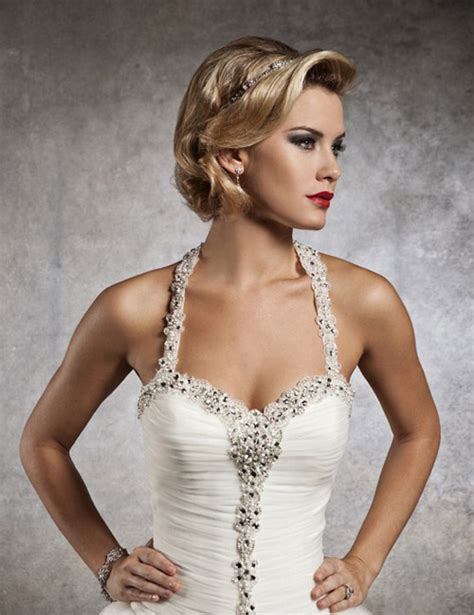 hairstyles for wedding party 2013 25 best wedding hairstyles for short hair 2012 2013