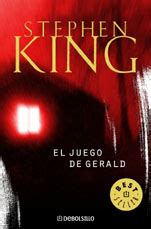 libro geralds game el juego de gerald stephen king wiki fandom powered by wikia