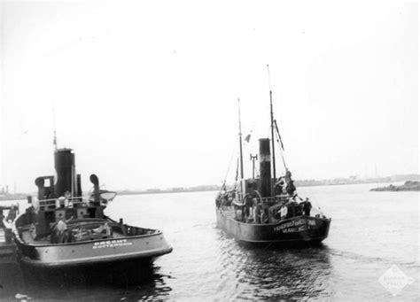 sleepboot drecht drydock v onbekend stoomsleepboot binnenvaart eu