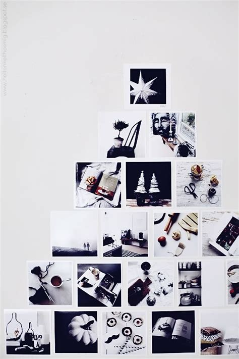 collage tree christmas time pinterest