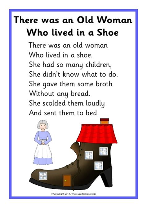 row row row your boat lyrics polar bear there was an old woman who lived in a shoe sb10896