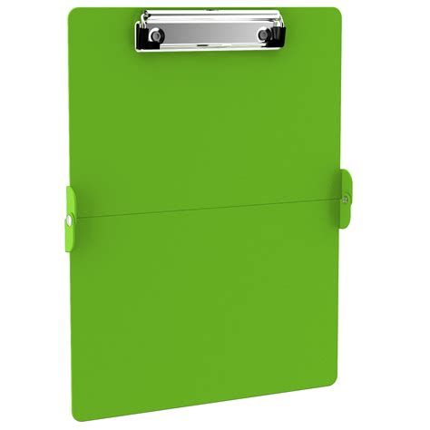 Name Tag Id Acrylic Model Vertical Transaparant Limited lime green clipboards category