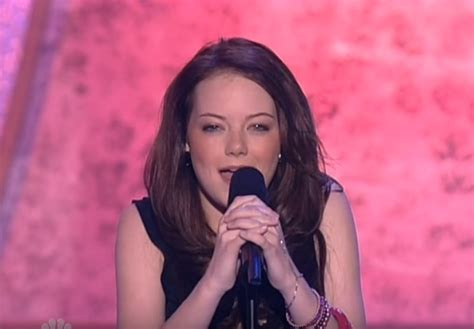 emma stone shemazing in 2004 emma stone was a reality tv show star and it was