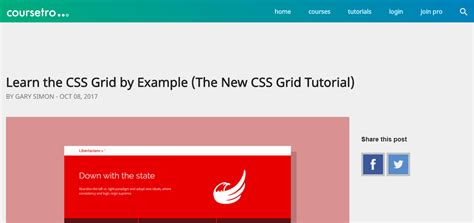 css layout grid tutorial css grid layout tutorials and guides all you need to