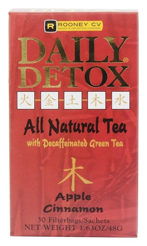 Wellements Daily Detox Tea Reviews by Buy Wellements Daily Detox Tea Apple Cinnamon 30 Tea