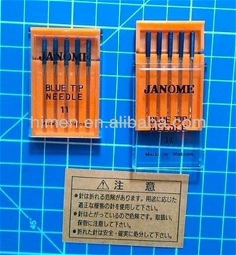 Blue Tip Brand janome brand domestic sewing needle blue tip needle blue