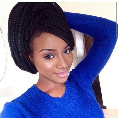 kinky marley twist with a bang 25 kinky twist hairstyles hairstyles update