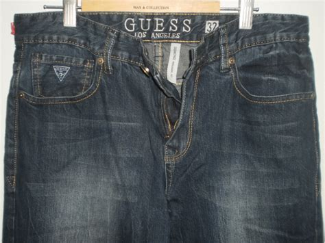 Seluar Guess Guess Desmond Relaxed Fit Kod Bbf32 Best Of