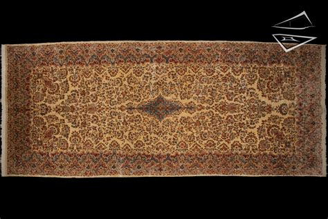 Persian Kerman Rug 10 X 23 Kerman Rug