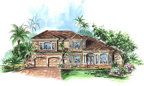 south florida house plans five bedroom florida house plan 66042gw architectural