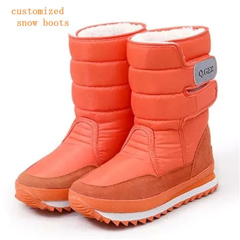 non slip boots for 2015 winter boots waterproof heavy bottomed non slip boots