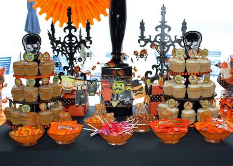 halloween themes baby shower le fleur couture halloween themed baby shower