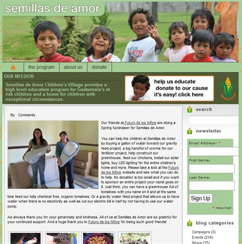 best templates for ngo website create a website for your organization on wordpress for