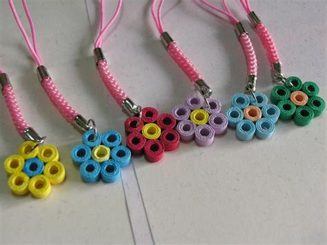 Handmade Paper Quilling - my handmade paper quilled pendant
