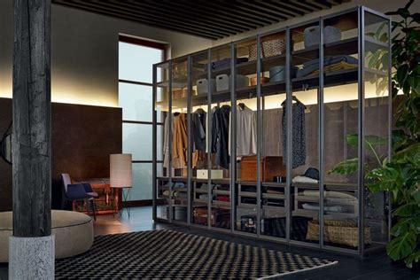 cabine armadio design ego la cabina armadio in vetro arredare con stile