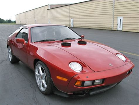 Girls Name Porsche by Ebay Find Of The Day Turbine Powered 1982 Porsche 928