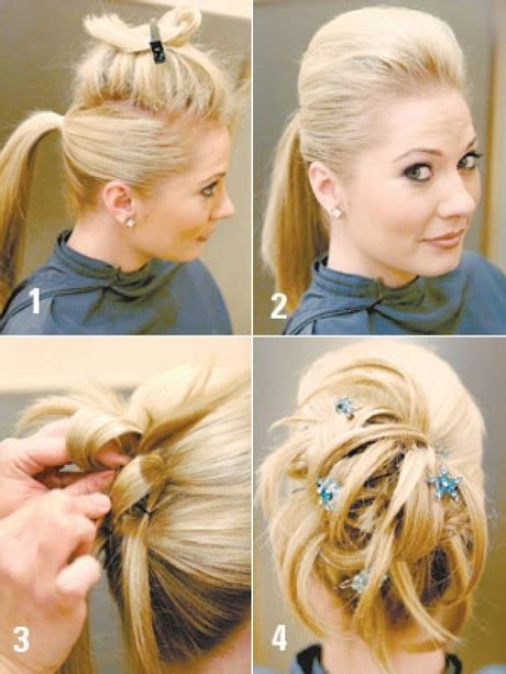 girl hairstyles to do at home cute hairstyles to do at home
