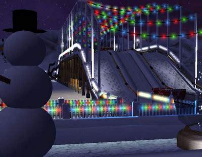 custom scenery depot theme park games xtra goodies