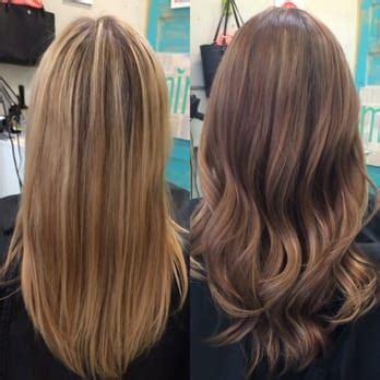 balayage highlights san antonio mint salon 285 photos hairdressers southtown san