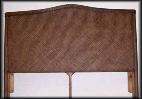 rattan headboard queen wicker headboard king king size brown rattan headboard