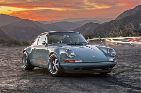 Singer Porsche Preis by Porsche 911 By Singer Vehicle Design Rot Blaue Zeitreise