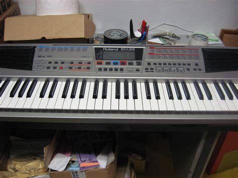 Keyboard Roland Em Roland Em 25 Image 117096 Audiofanzine