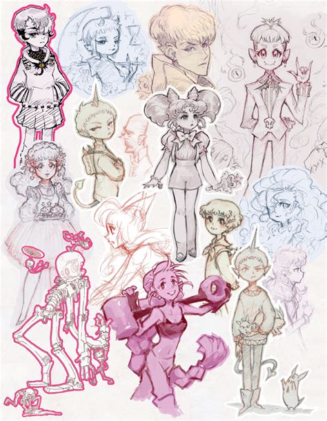 Sketches Channel by Channel Square Smith Deviantart