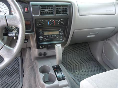 2001 Toyota Tacoma Interior by 2001 Toyota Tacoma Interior Pictures Cargurus