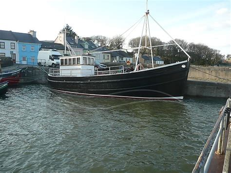 fishing boat for sale galway wooden trawler galway fafb