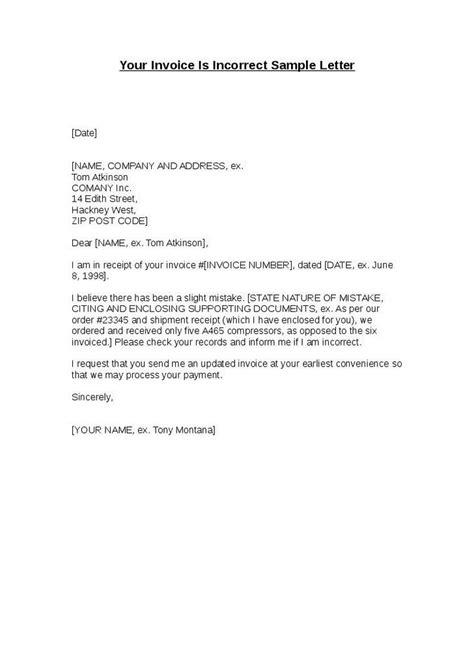 invoice letter template overdue invoice sle letter