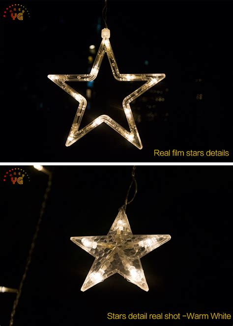 star caster christmas lights image gallery outdoor christmas star