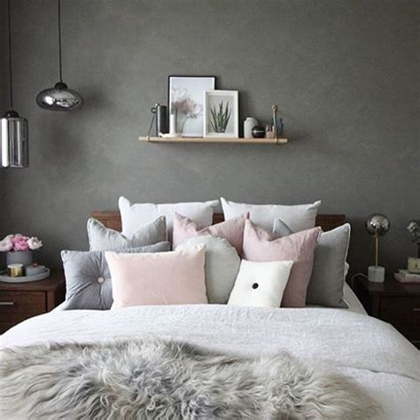 Light Gray Bedroom Ideas Fresh Light Pink And Grey Bedroom With Pink Gr 6203
