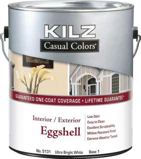 kilz mr513314 kilz casual colors int ext paint eggshell tint base 3 qt at sutherlands