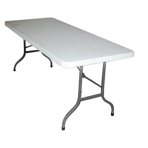 Table Et Banc Pliant Castorama by Table En Plastique Pliante Polythylne Pas Cher Cofradis