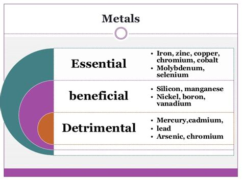Human Detox Of Lead Copper Nickel Tin by Heavy Metal Contamination Of Global Environment