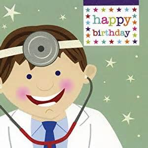 aliroo all dressed up doctor happy birthday card code adu105 co uk office products