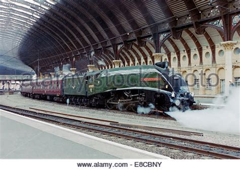original british rail steam loco number 32509 approaching