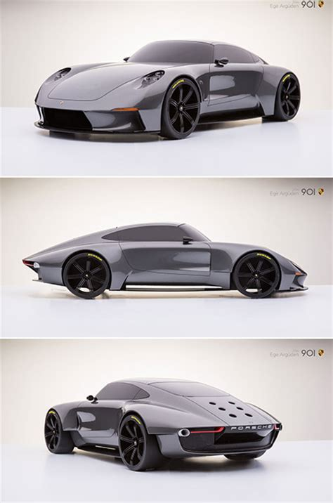 porsche 901 concept porsche 901 is ultra sleek reimagines the classic 911