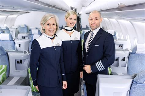 cabin crew finnair recruits 400 pilots and cabin crew members