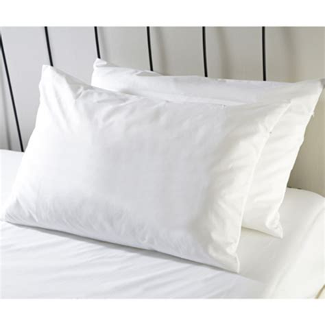 Dust Mite Pillow Cover by Classic Microfibre Anti Allergen Dustmite Proof Pillow