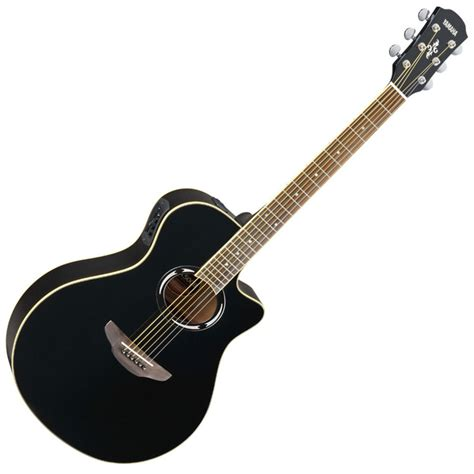 Gitar Accustik Apx New New yamaha apx500ii electro acoustic guitar black nearly new at gear4music