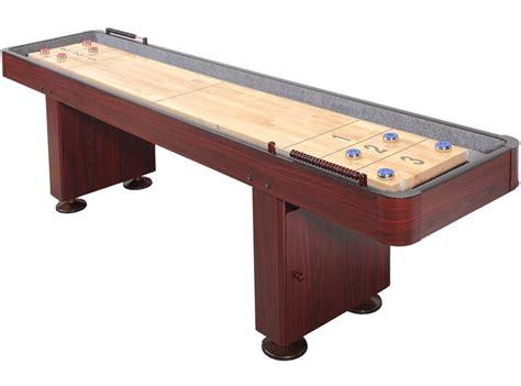 9 ft shuffleboard table sb101