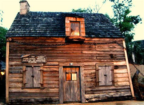 Oldest House In America by Oldest School House In Us White Rabbit S Lair