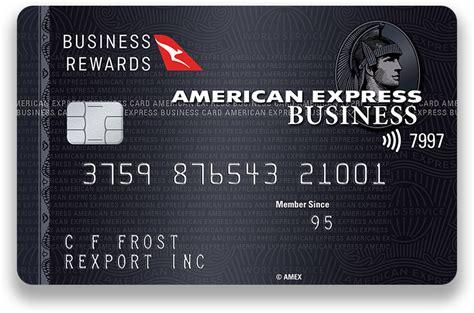 Business Rewards Card