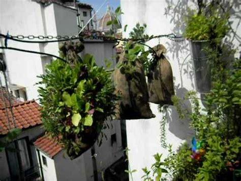 Hanging Vegetable Garden Hanging Vegetable Garden