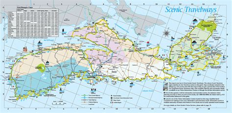 map of scotia maps of scotia