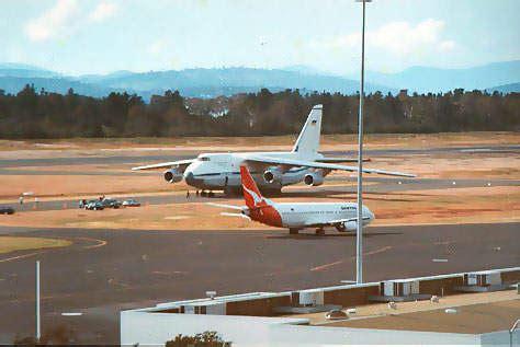 hobart international airport airport technology