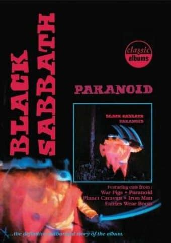 Is Paranoid Cheap by Black Sabbath Classic Albums Paranoid Dvd 2010