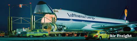 air freight import import consolidation air freight export