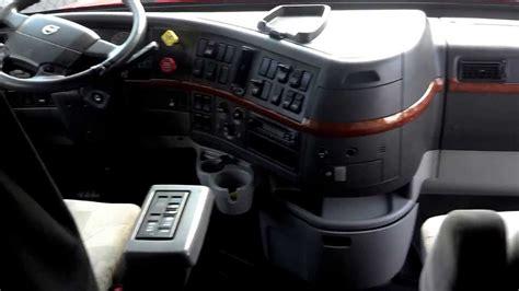 2009 volvo 780 interior